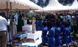 'Stop Blaming Gov't For Unemployment, Blame Yourselves For Being Academic Failures'- Fr. Betuungura Tells Students