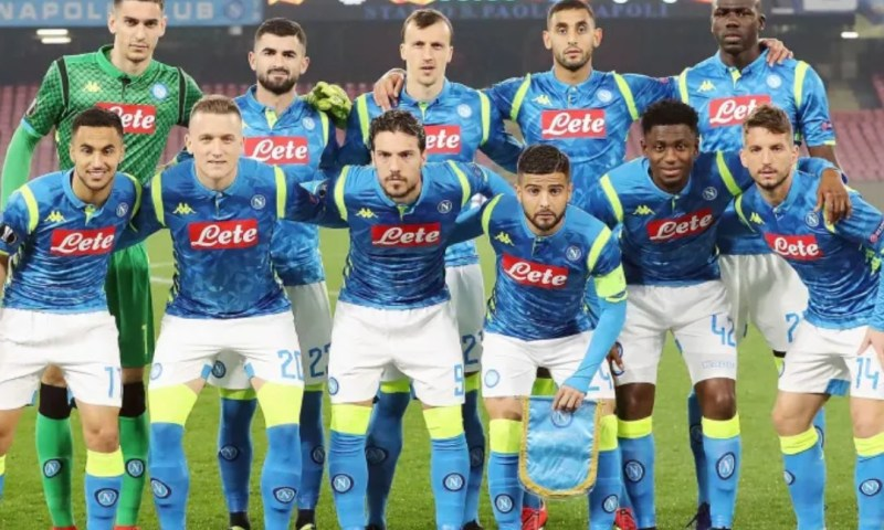 Napoli In Row With Players Over Training Retreat