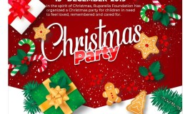 Ruparelia Foundation To Host UG Children To Samptous X-Mas Party