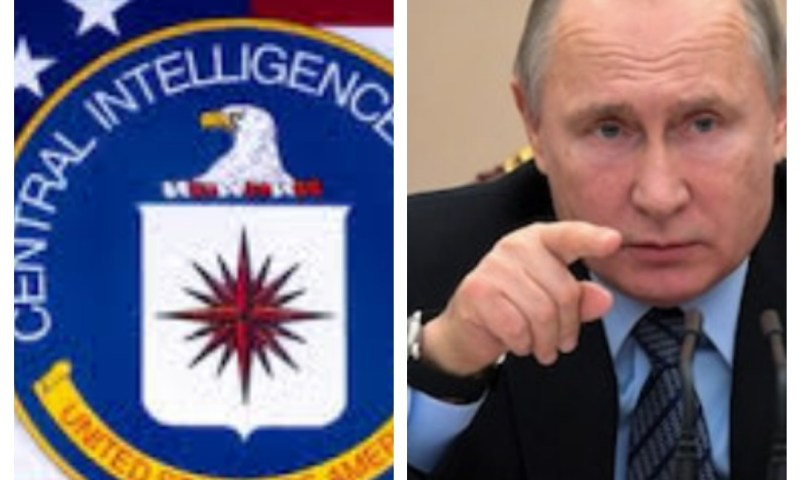 '95% Of World's Terrorist Attacks Planned By CIA'-Putin
