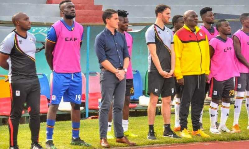 Cranes Coach Mckinstry Names Egypt Based Players In Latest Squad