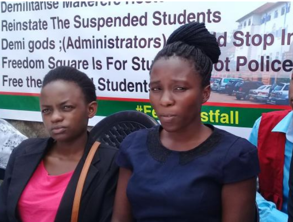 MAK Students Vow To Continue With Strike,  Axe Guild Prime Minister Over Betrayal