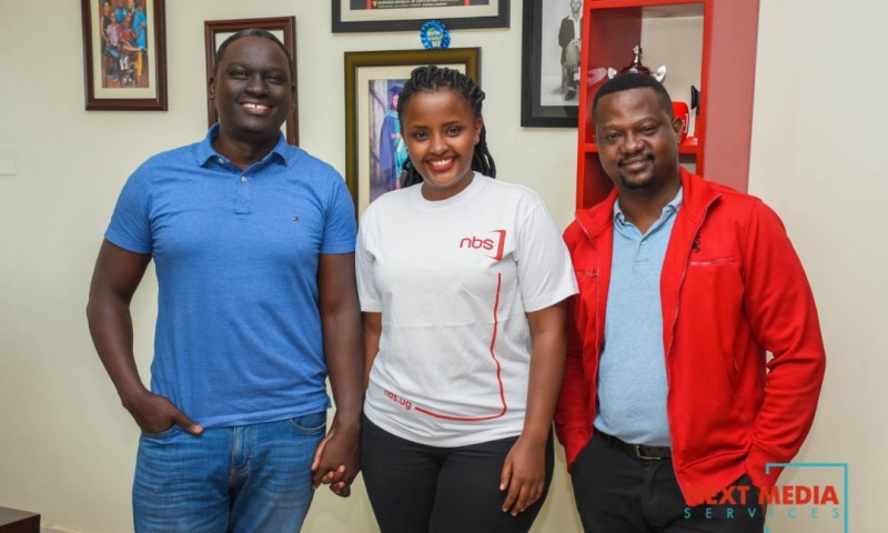 Sexy Nduhukire Quits NTV, Joins Fastest Growing NBS TV