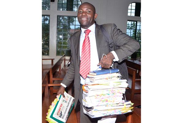 Double Loss: Museveni On Cloud 9 As EAC Dustbins Mabirizi Age Limit Case!