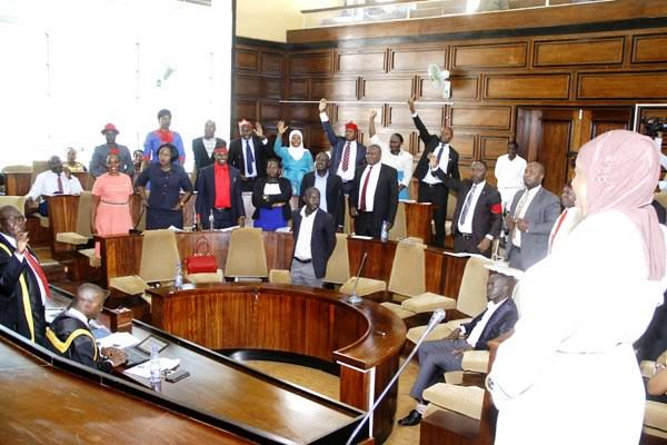 KCCA Tables Shs325Bn Budget For Financial Year 2020/2021 - The Spy