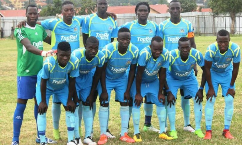 Ankole Lions, Bright Stars Lock Horns In Goalless Draw