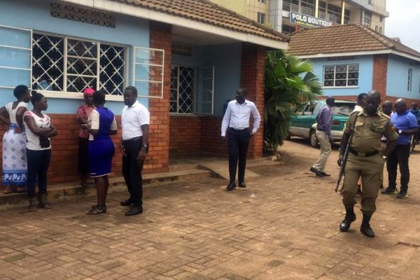 Police Recovers Stolen FDC Computers In Security Guard's  House