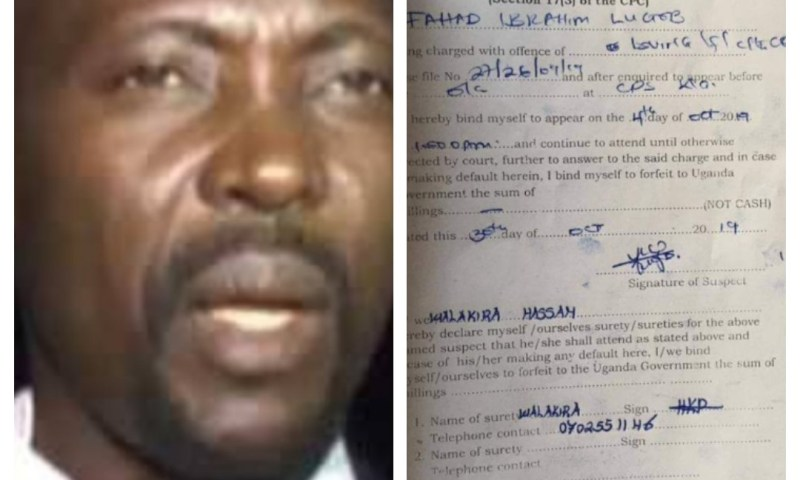 Tycoon Mutaasa's In-law Hajji Lugobe In Hiding Over Shs100m Debts, Issuing Bounced Cheques