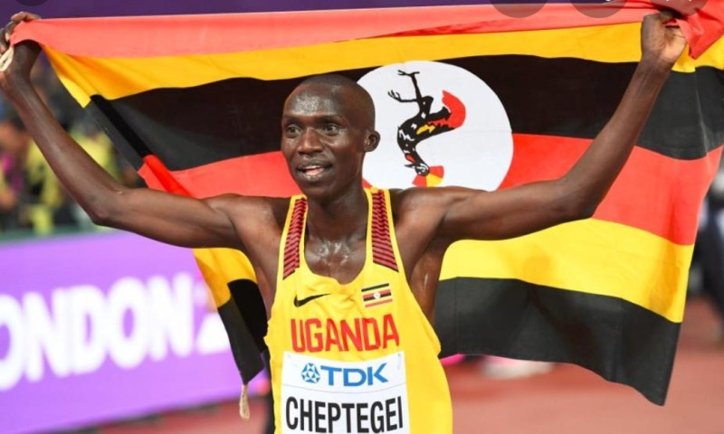 Cheptegei Makes Uganda Proud With New World Title In Spain