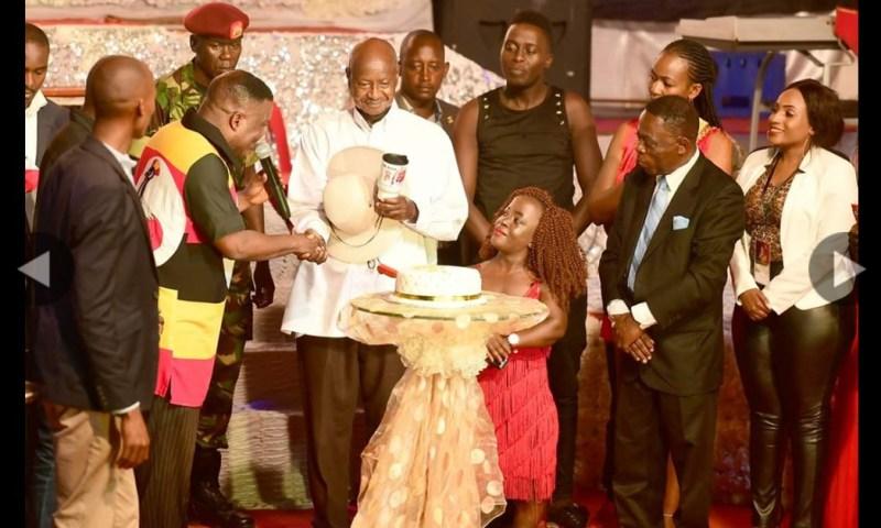 'NRM Peace Has Helped Artistes Develop Talents, Make Money'-Museveni
