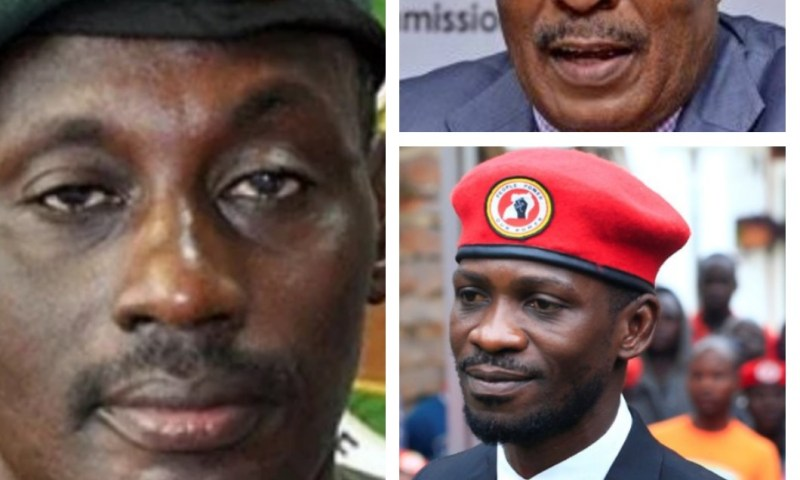Bobi Wine, Meddie Kaggwa & Gen.Aronda Were Injected  With Deadly Poisons From North Korea- US Gov't!