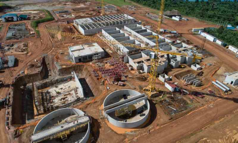 NWSC Unveils Katosi Water Plant, Vows To Cut Water Shortages