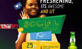 Ugandan Partiers Warm Up For 1st Ever Social Media Fest