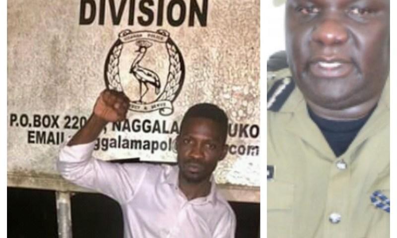 Police Speak On Blocking Bobi Wine Presidential Consultation Meetings