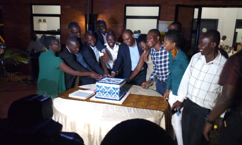 URA Hosts Media Fraternity To Networking Dinner