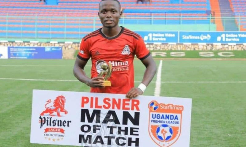 Mucureezi  Named Man Of The Match On His Debut