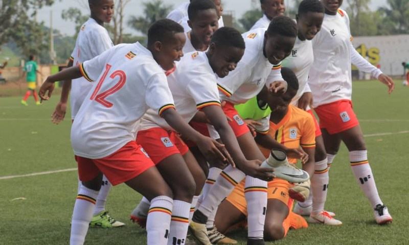 Uganda Defeats Ethiopia In FIFA U17 Women World Cup Qualifiers