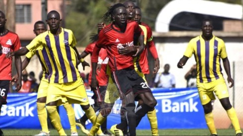 Proline FC To Battle It Out With Vipers SC