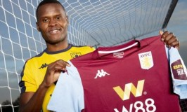 Aston Villa Sign Genk's Tanzania Striker Sammatta For £10m