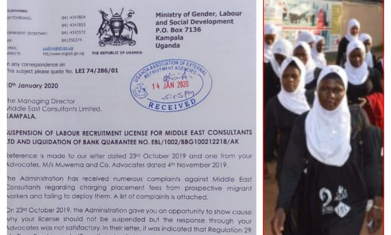 Ugandans Furious Over Middle East Consultants Illegal Operations
