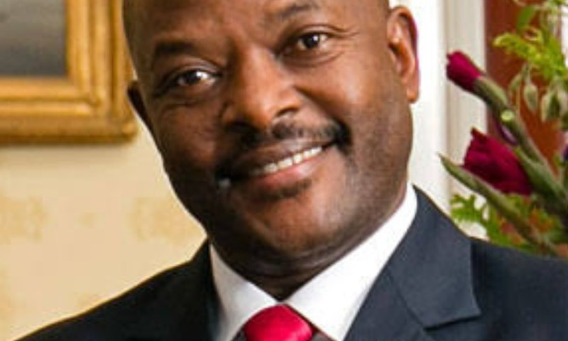 Nkurunziza To Be Paid USD530k, Given Luxurious Villa To  Quit Power