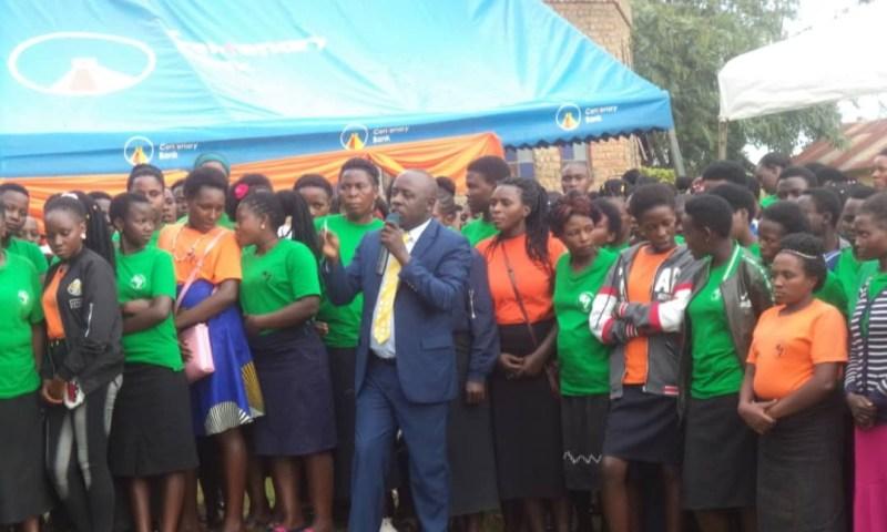 Skilling Uganda: Over 1200 Sheema Youth Get Bursaries