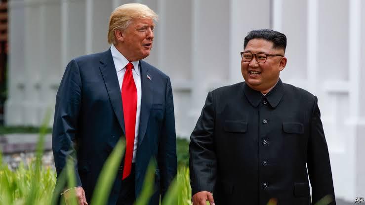 Trump Sends First US Presidential Birthday Greetings To Kim Jong-Un