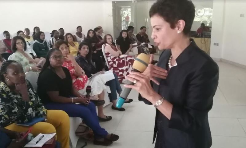 Shelmina Equips Women With Leadership Skills