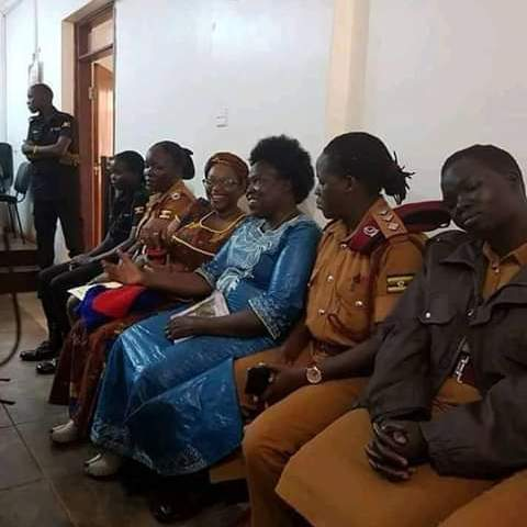 Teargas, Bullets Rock Kampala As Police Re-arrest MUK Don Dr Stella Nyanzi