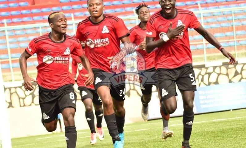 Fred Kajoba Registers First Win As Vipers Beat Onduparaka