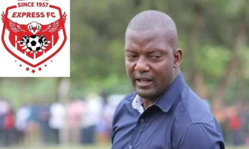 Coach Wasswa Bbosa Rejoins Express As Head Coach