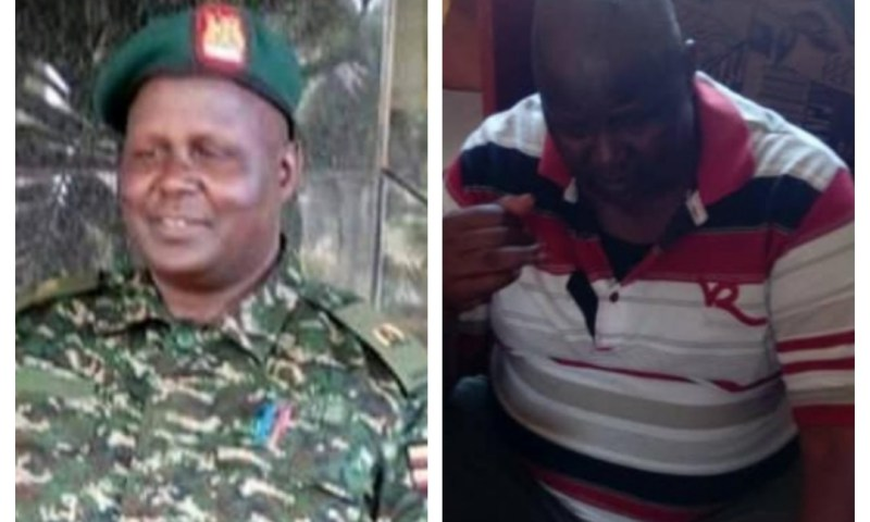 UPDF Lt. Col. Seiko Shoots Three, Arrested Over Attempted Murder