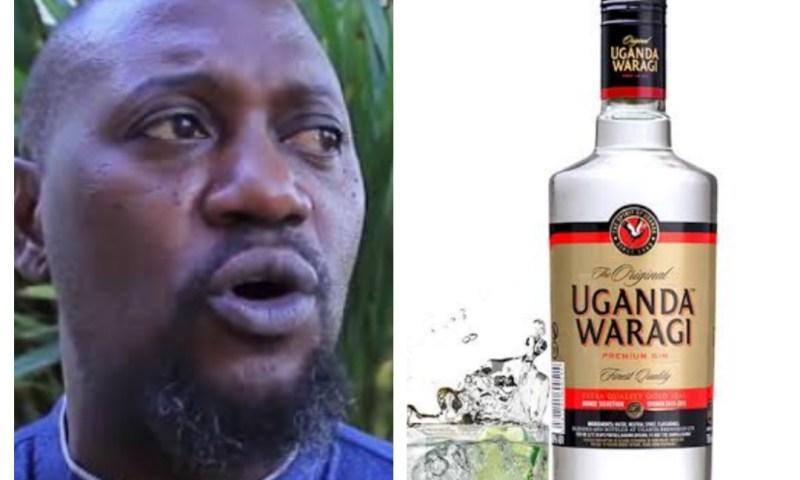 Unbelievable:   Radio Simba's Omulangira Ndausi Quits Booze