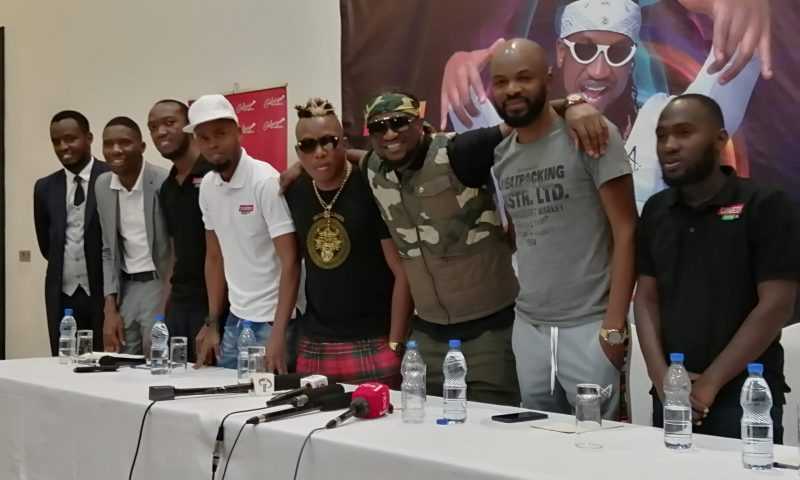 'Let's Put Bias, Negativity Aside And Promote Our Local Artistes'-Rude Boy