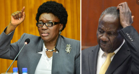Speaker Kadaga Summons  Fin.Min.Kasaija  Over Delay To Appoint New BoU Deputy Governor