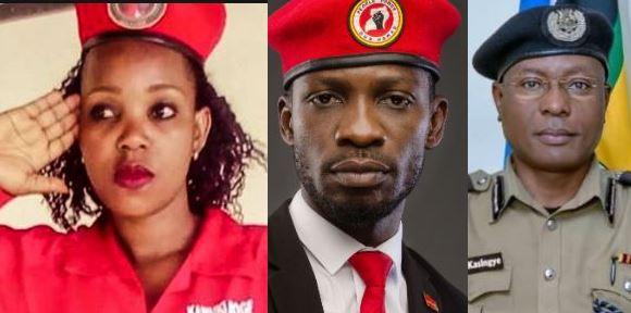 AIGP Kasingye Attacks Bobi  Wine Over People Power Supporter's Death