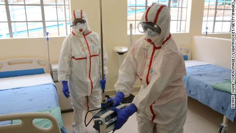 Health Ministry  Isolates 5 New Dubai Returnees Over COVID-19, As Tanzania Confirms First Death