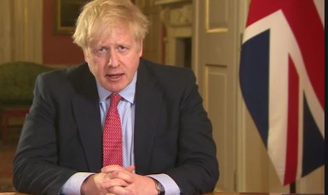 UK PM Boris Johnson Quarantined After Testing Positive For Coronavirus