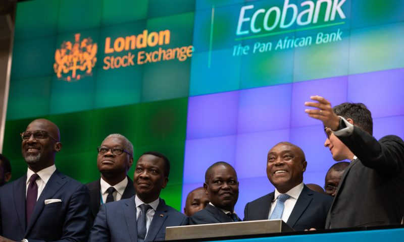 Ecobank Announces New Appointments, Changes On Its Board
