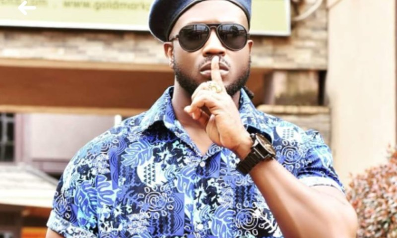Bebe Cool Shamed On Stage After People Power  Supporters Pelt Him With Bottles Full Of Urine