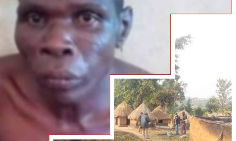 UPDF Arrest Witchdoctor Who Led  Attack On Zombo Barracks