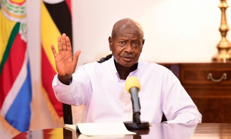President Museveni Deploys Army To Fight Coronavirus, Directs Ugandans To Avoid Public Transport Means