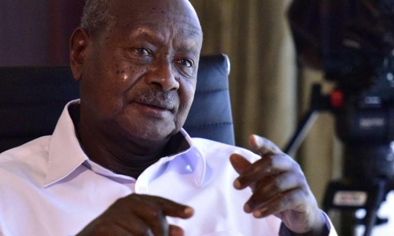 'Coronavirus Infections In Uganda Rise To 44'-Museveni