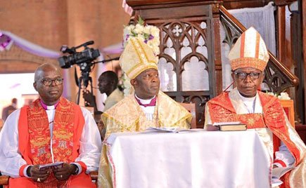 Ex-BoU Deputy Governor Dr Kasekende Bounced From VIP Section At Arch. Kazimba's Enthronement
