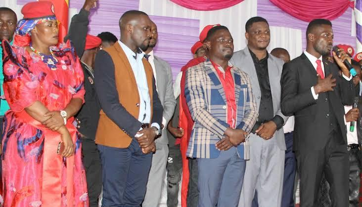 Police Arrest Pastor For Hosting People Power Leader Bobi Wine