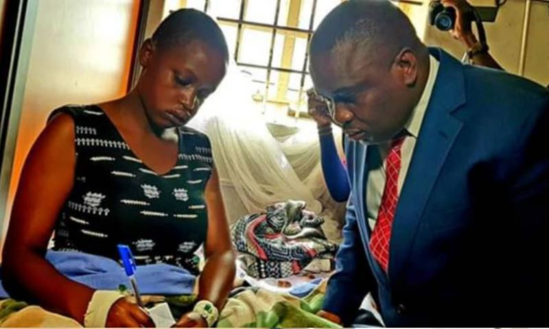 Lord Mayor Lukwago Vows  Revenge On Cops Who Shot Student In Mouth