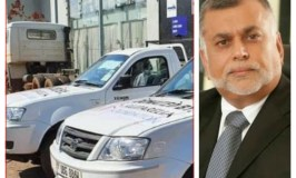 Tycoon Sudhir To Deliver 2 Brand New Tata Vehicles To Help In Fight Against Coronavirus Tomorrow