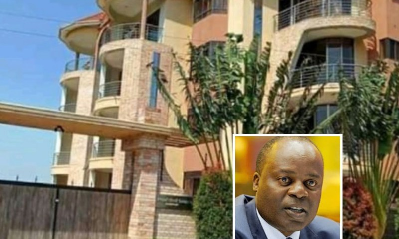 Former BoU  Deputy Governor Kasekende Lands On Hard Times, Sells Off Swanky Bunga Apartments At Shs4Bn