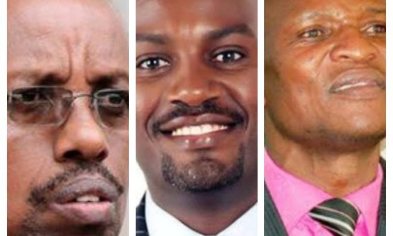Min.  Of Finance PS Muhakanizi, Journalist Mwenda In Hot Soup Over Shs5Bn COVID-19 Cash Bonanza