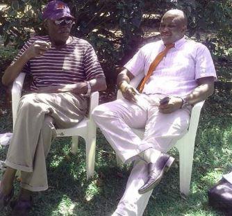Special Tribute To Gen.Kasirye Ggwanga: The Man Most Misunderstood By 'Distant' Public